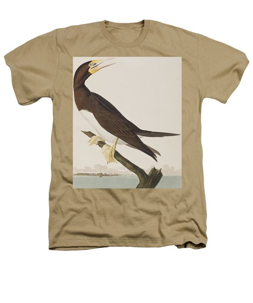 Booby Gannet   Heathers T-Shirt by John James Audubon