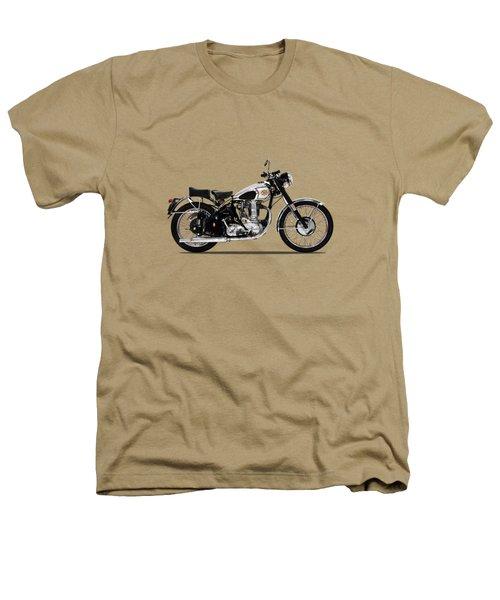 Bsa Gold Star 52 Heathers T-Shirt by Mark Rogan