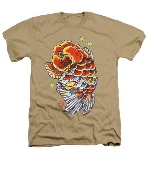 Calico Ranchu Heathers T-Shirt by Shih Chang Yang