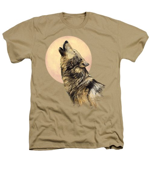 Call Of The Wild Heathers T-Shirt by Lucie Bilodeau