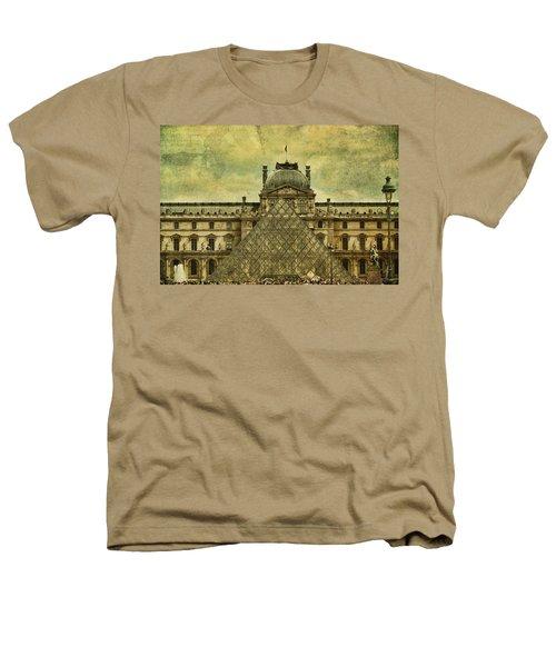 Classic Contradiction Heathers T-Shirt by Andrew Paranavitana
