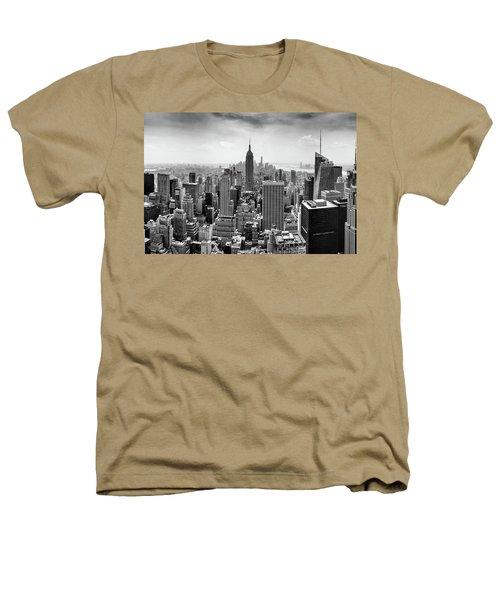 Classic New York  Heathers T-Shirt by Az Jackson
