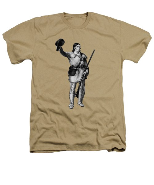 Colonel Davy Crockett Heathers T-Shirt by War Is Hell Store