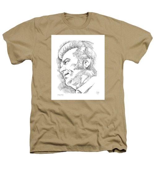 Conway Twitty Heathers T-Shirt by Greg Joens
