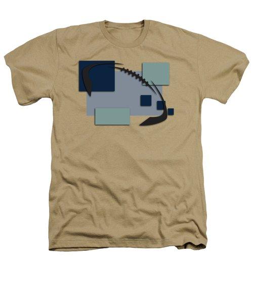 Dallas Cowboys Abstract Shirt Heathers T-Shirt by Joe Hamilton