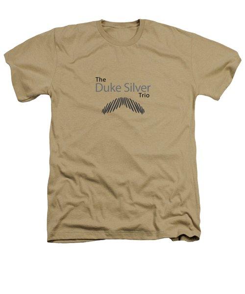 Duke Silver Trio Heathers T-Shirt by Shaun Groenesteyn