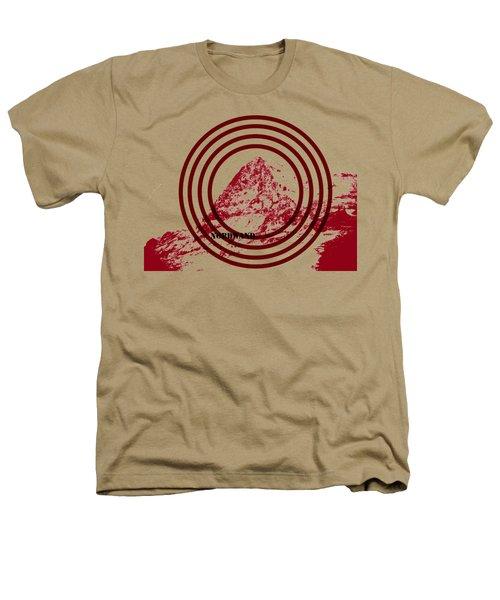 Eiger Nordwand Heathers T-Shirt by Frank Tschakert