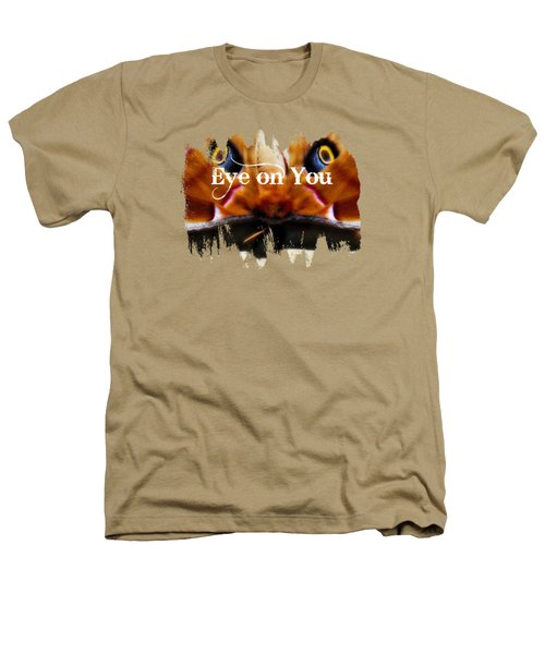 Eye On You Heathers T-Shirt by Anita Faye