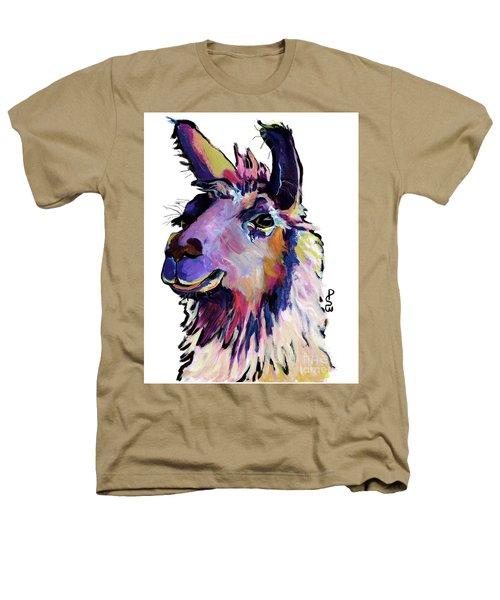 Fabio Heathers T-Shirt by Pat Saunders-White