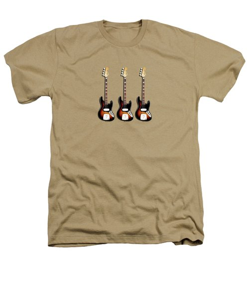 Fender Jazzbass 74 Heathers T-Shirt by Mark Rogan