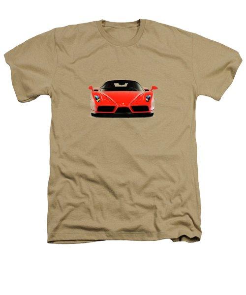 Ferrari Enzo Ferrari Heathers T-Shirt by Mark Rogan