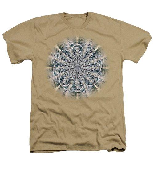Frost Seal Heathers T-Shirt by Anastasiya Malakhova
