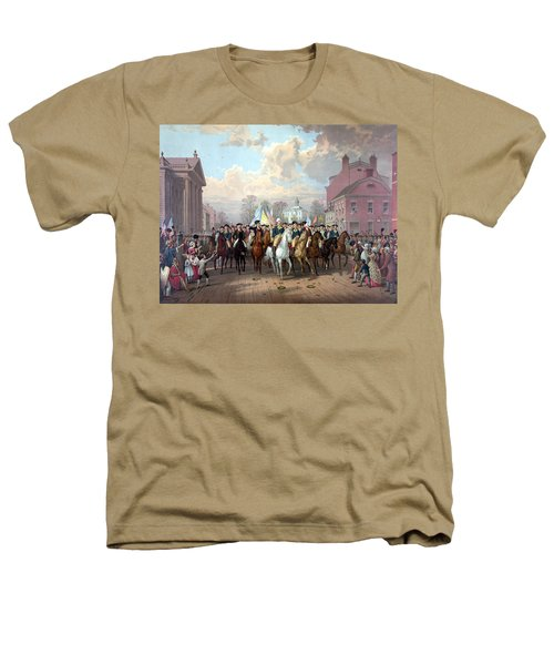 General Washington Enters New York Heathers T-Shirt by War Is Hell Store