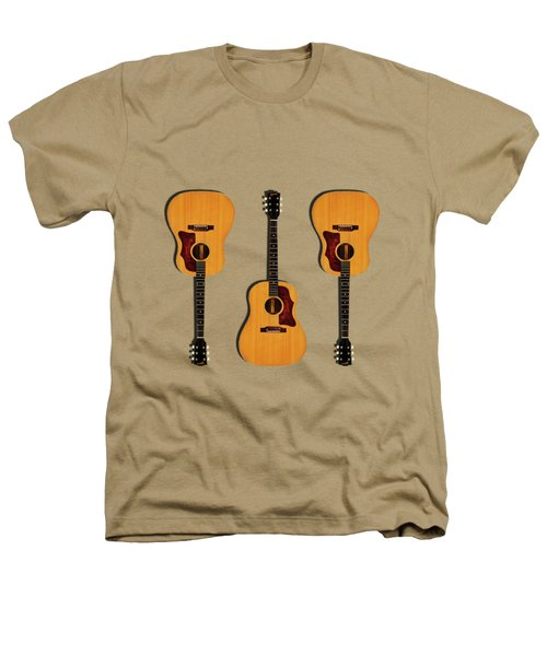 Gibson J-50 1967 Heathers T-Shirt by Mark Rogan