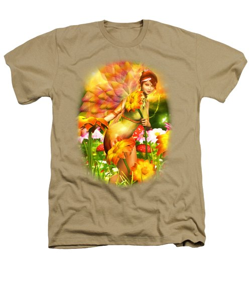 Golden Adornments Heathers T-Shirt by Brandy Thomas