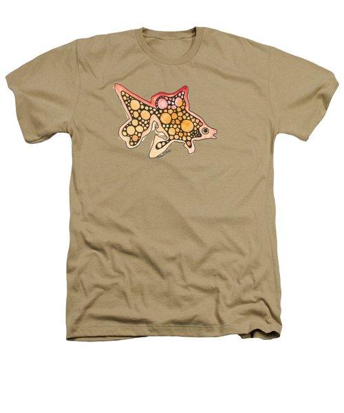 Goldfish Heathers T-Shirt by Petra Stephens