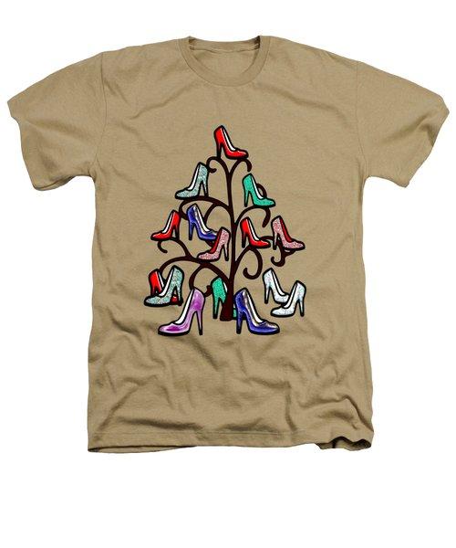 High Heels Tree Heathers T-Shirt by Anastasiya Malakhova