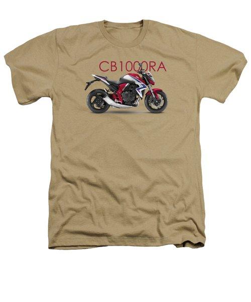 Honda Cb1000ra Heathers T-Shirt by Mark Rogan