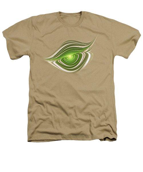 Hypnotic Eye Heathers T-Shirt by Anastasiya Malakhova