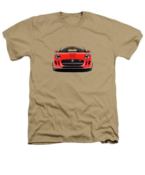 Jaguar F Type Heathers T-Shirt by Mark Rogan
