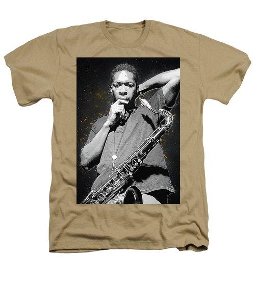 John Coltrane Heathers T-Shirt by Semih Yurdabak
