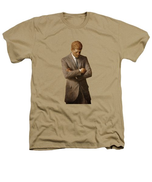 John F Kennedy Heathers T-Shirt by War Is Hell Store