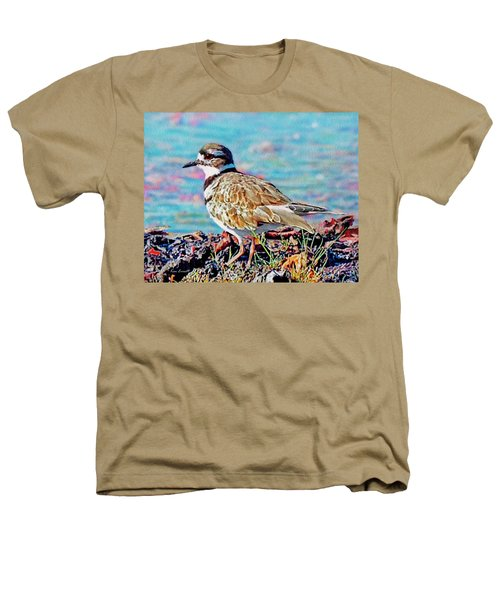 Killdeer  Heathers T-Shirt by Ken Everett