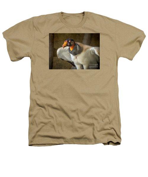 King Vulture Heathers T-Shirt by Jamie Pham