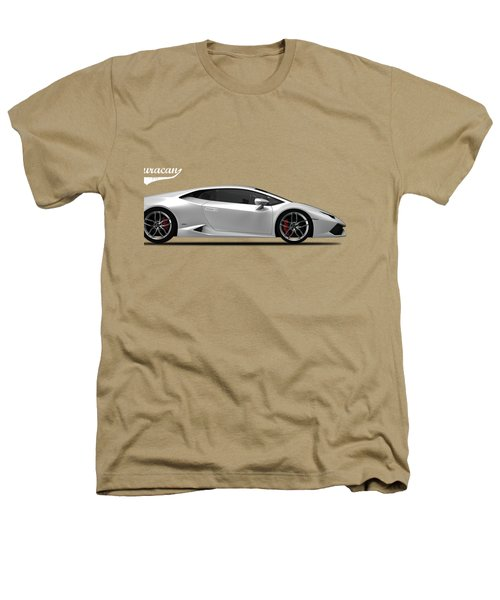 Lamborghini Huracan Heathers T-Shirt by Mark Rogan
