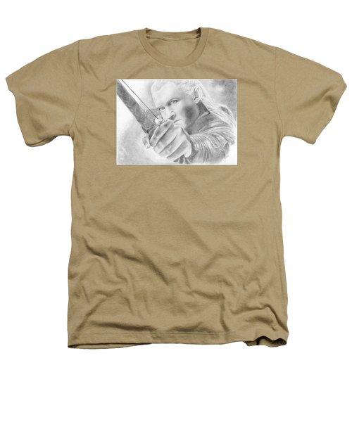 Legolas Greenleaf Heathers T-Shirt by Bitten Kari