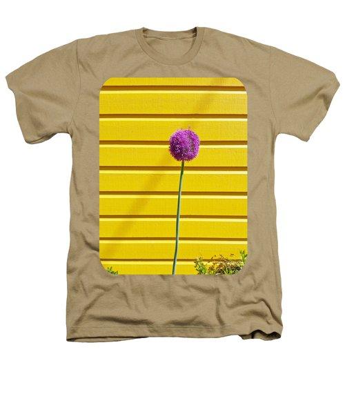 Lollipop Head Heathers T-Shirt by Ethna Gillespie