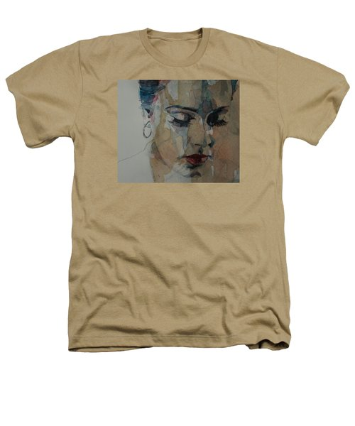 Make You Feel My Love Heathers T-Shirt by Paul Lovering