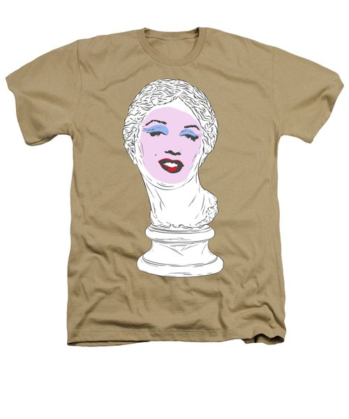 Marilyn Aphrodite Heathers T-Shirt by Evgenia Chuvardina