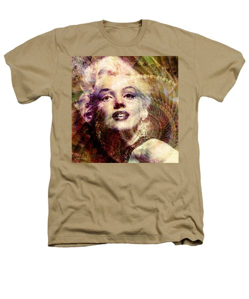 Marilyn Heathers T-Shirt by Barbara Berney
