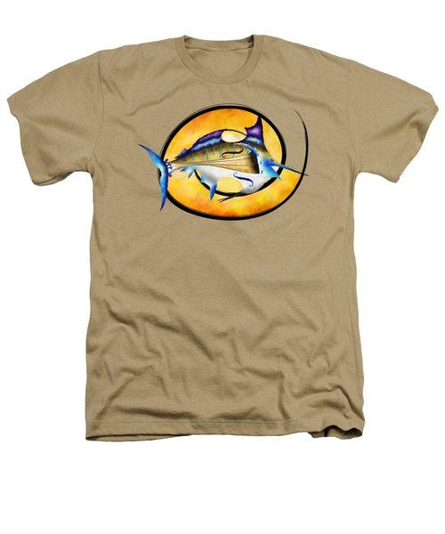 Marlinissos V1 - Violinfish Heathers T-Shirt by Cersatti