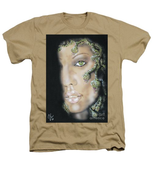 Medusa Heathers T-Shirt by John Sodja