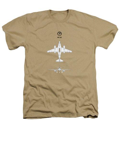 Messerschmitt Me 262 Heathers T-Shirt by Mark Rogan