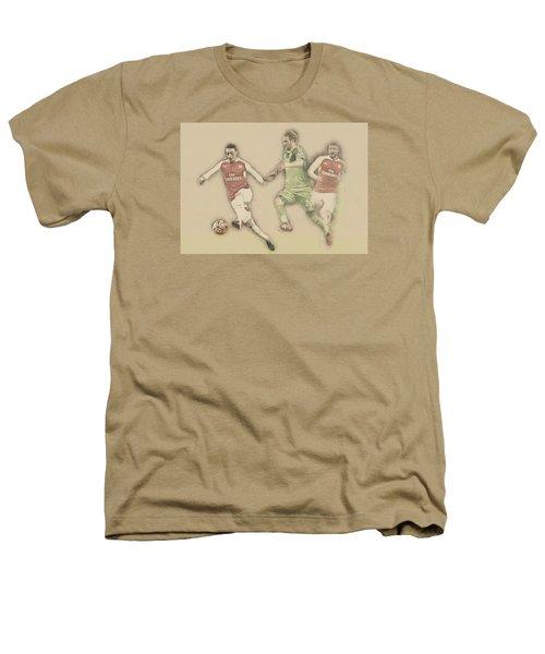 Mesut Ozil Heathers T-Shirt by Don Kuing