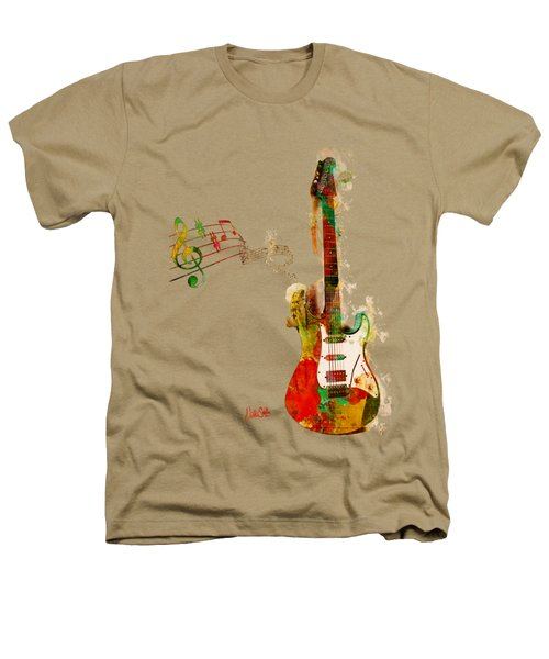 My Guitar Can Sing Heathers T-Shirt by Nikki Smith