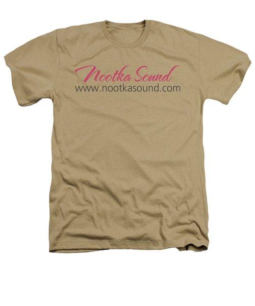 Nootka Sound Logo #13 Heathers T-Shirt by Nootka Sound