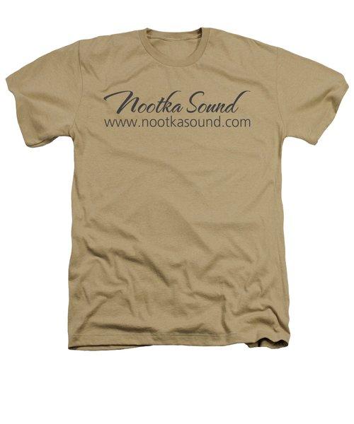 Nootka Sound Logo #9 Heathers T-Shirt by Nootka Sound