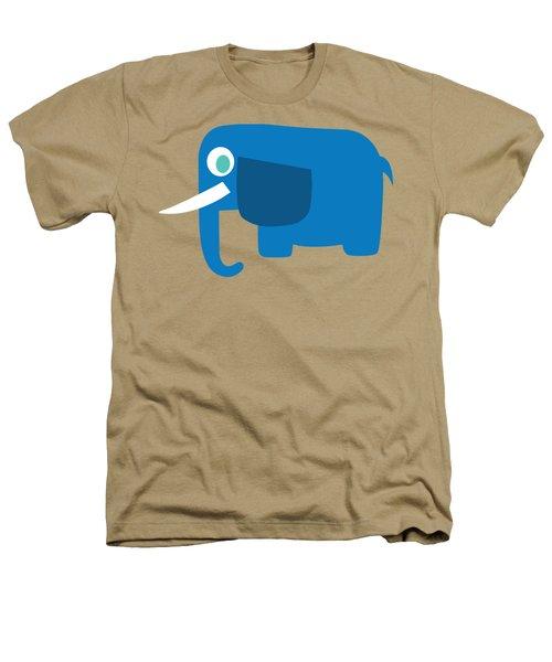 Pbs Kids Elephant Heathers T-Shirt by Pbs Kids