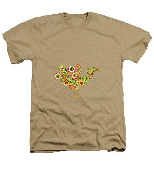 Peafowl Heathers T-Shirt by Bekare Creative