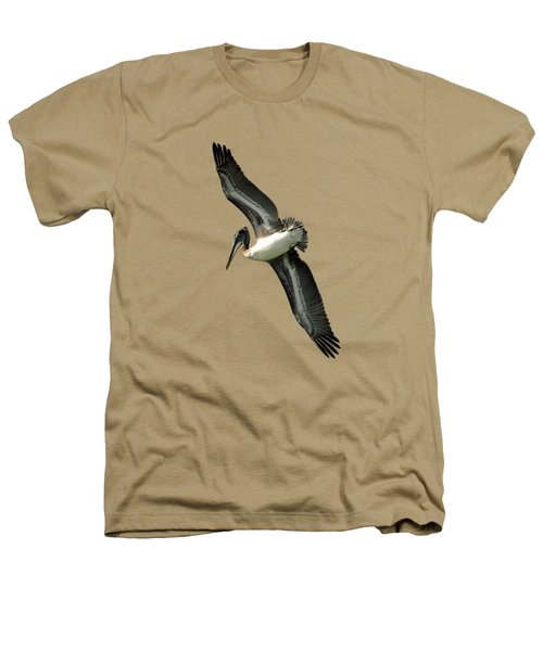 Pelican Heathers T-Shirt by Deborah Good