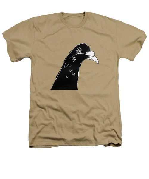 Pigeon Heathers T-Shirt by Matt Mawson