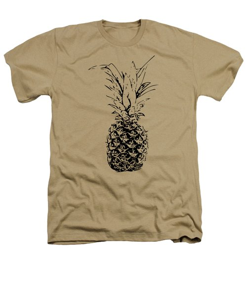 Pineapple Heathers T-Shirt by Daniel Precht