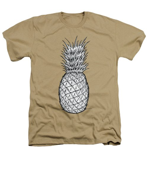 Pineapple Heathers T-Shirt by Dylan Helman