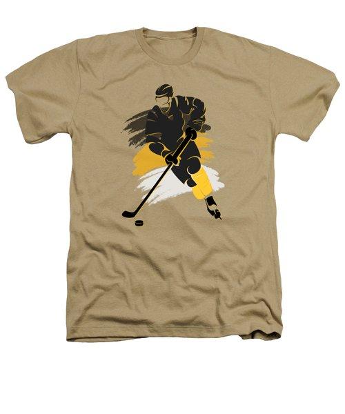 Pittsburgh Penguins Player Shirt Heathers T-Shirt by Joe Hamilton