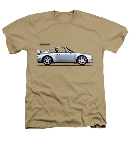 Porsche 993 Heathers T-Shirt by Mark Rogan