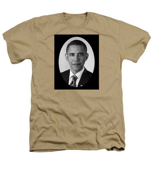 President Barack Obama Heathers T-Shirt by War Is Hell Store